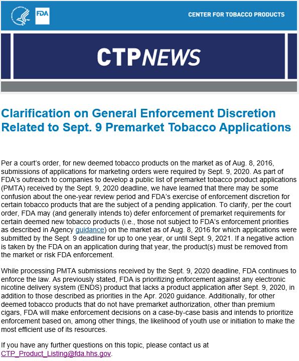 CTP News